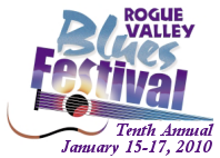 Rogue Valley Blues Festival